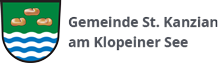 Gemeinde St. Kanzian Logo
